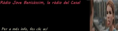 radio jove benicassim