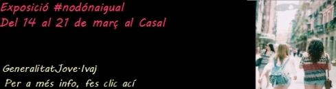 expo #nodónaigual