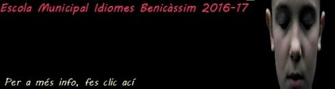 escola municipal idiomes de benicàssim 2016-17